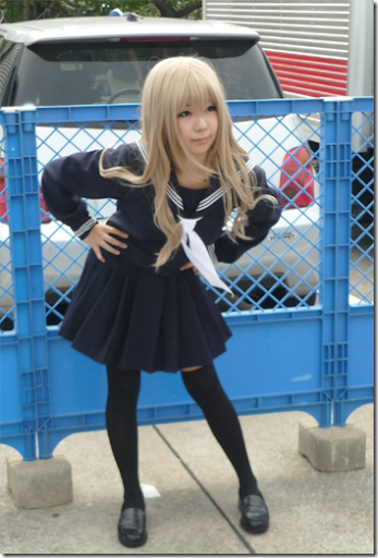 unknown cosplay 61 from comiket 2010 - toradora! cosplay - aisaka taiga 04