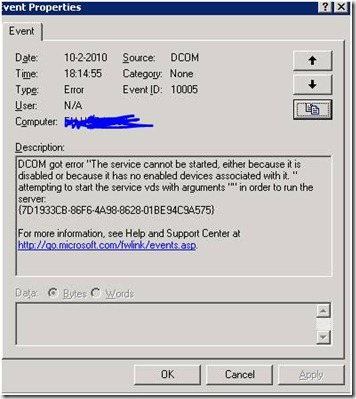 System Center Data Protection Manager: 2010