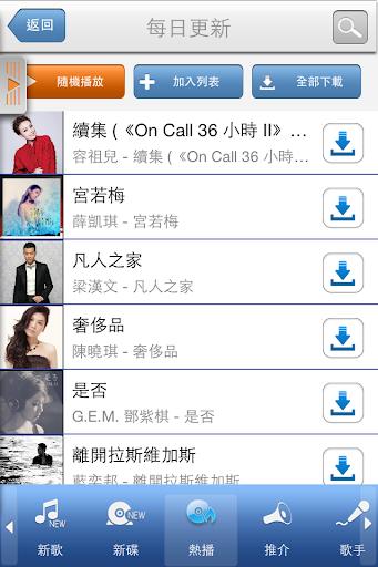 HKBN MusicOne