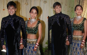 priyanka-alva-and-vivek-oberoi-wedding-reception-photos-pics-and-marraige-pictures-gallery