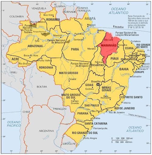 Brasile - Maranhao