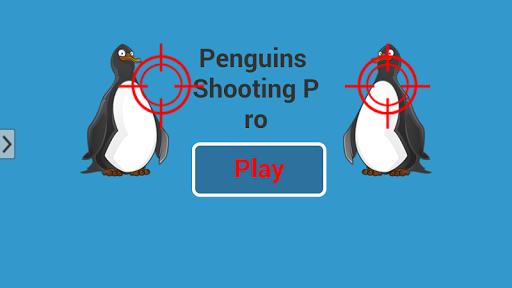 Penguins Shooting