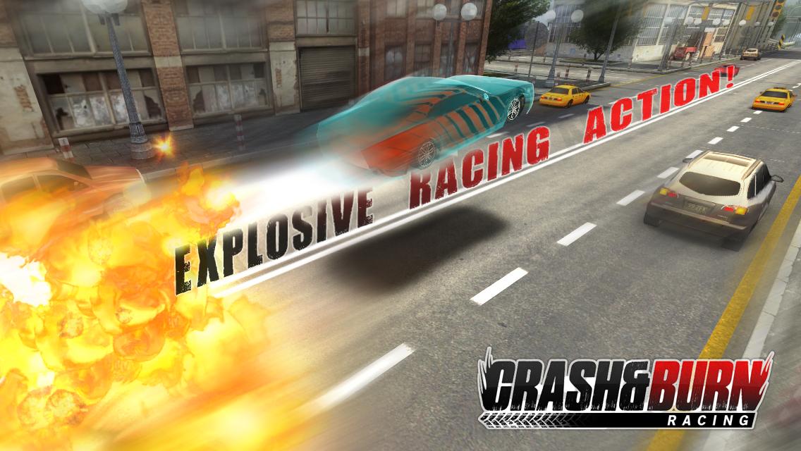 Crash and Burn Racing screenshot #11