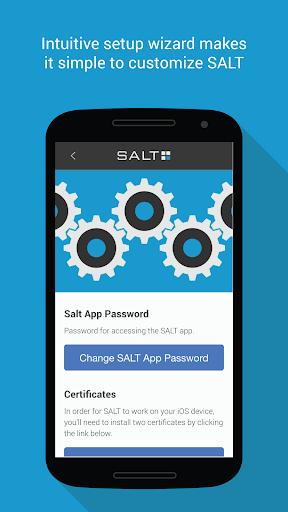 【免費工具App】Secure SALT-APP點子