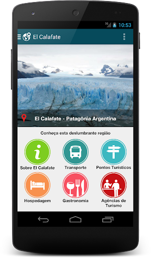 Guia El Calafate - Patagônia