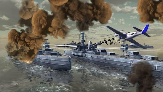 World Warships Combat Screenshot