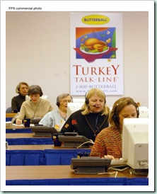 turkey talkline