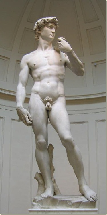 David_by_Michelangelo
