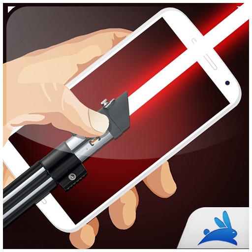 霓虹燈光劍模擬器 模擬 App LOGO-硬是要APP