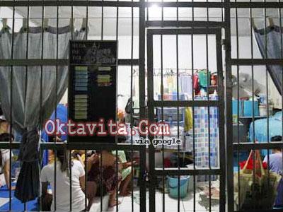Foto Fasilitas Penjara Mewah Ayin Limarita Lidya