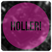 Holler! hot pnk Icon Pack