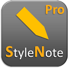 StyleNote Pro (进阶中文版) icon