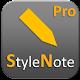 StyleNote Pro v2.2.0