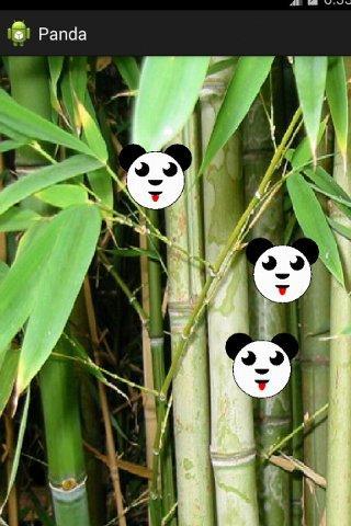 Flying Pandas