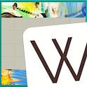 PW... Words + icon