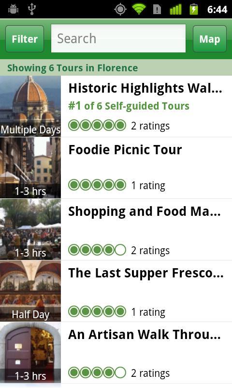 Florence City Guide screenshot #5