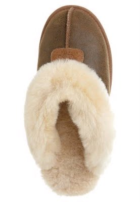 1a542fbee42 COQUETTE UGG Australia - Slippers - Chestnut bomber jacket ...