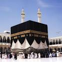 Ramadan Mecca 3D logo