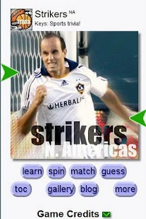Football Strikers N.Am (Keys) - screenshot thumbnail