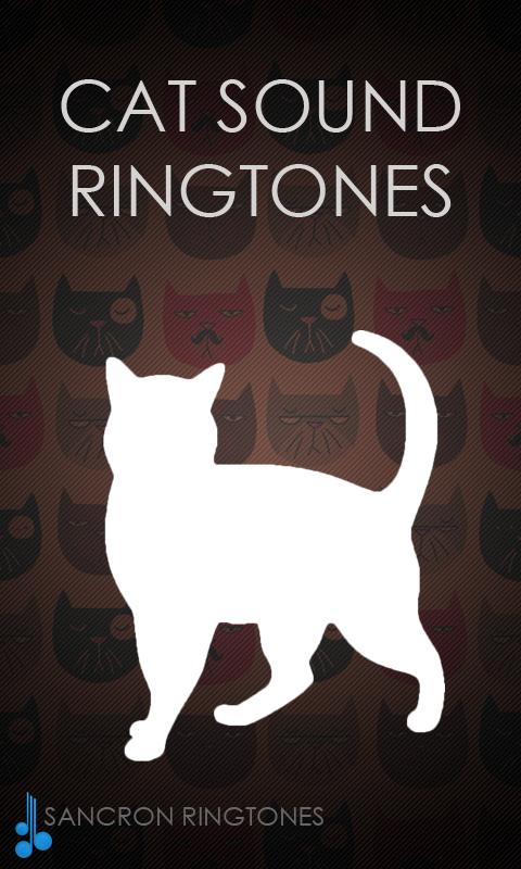 Cat Sound Ringtones - screenshot