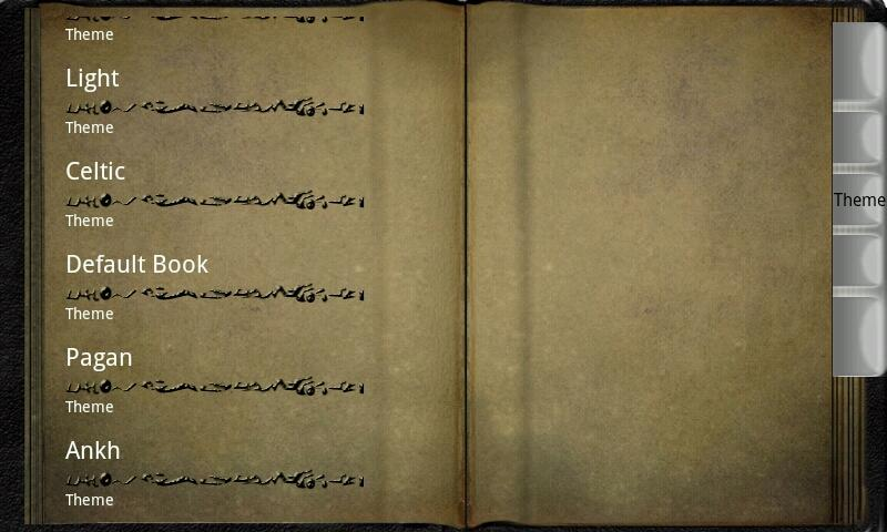 Book of Shadows HD- screenshot