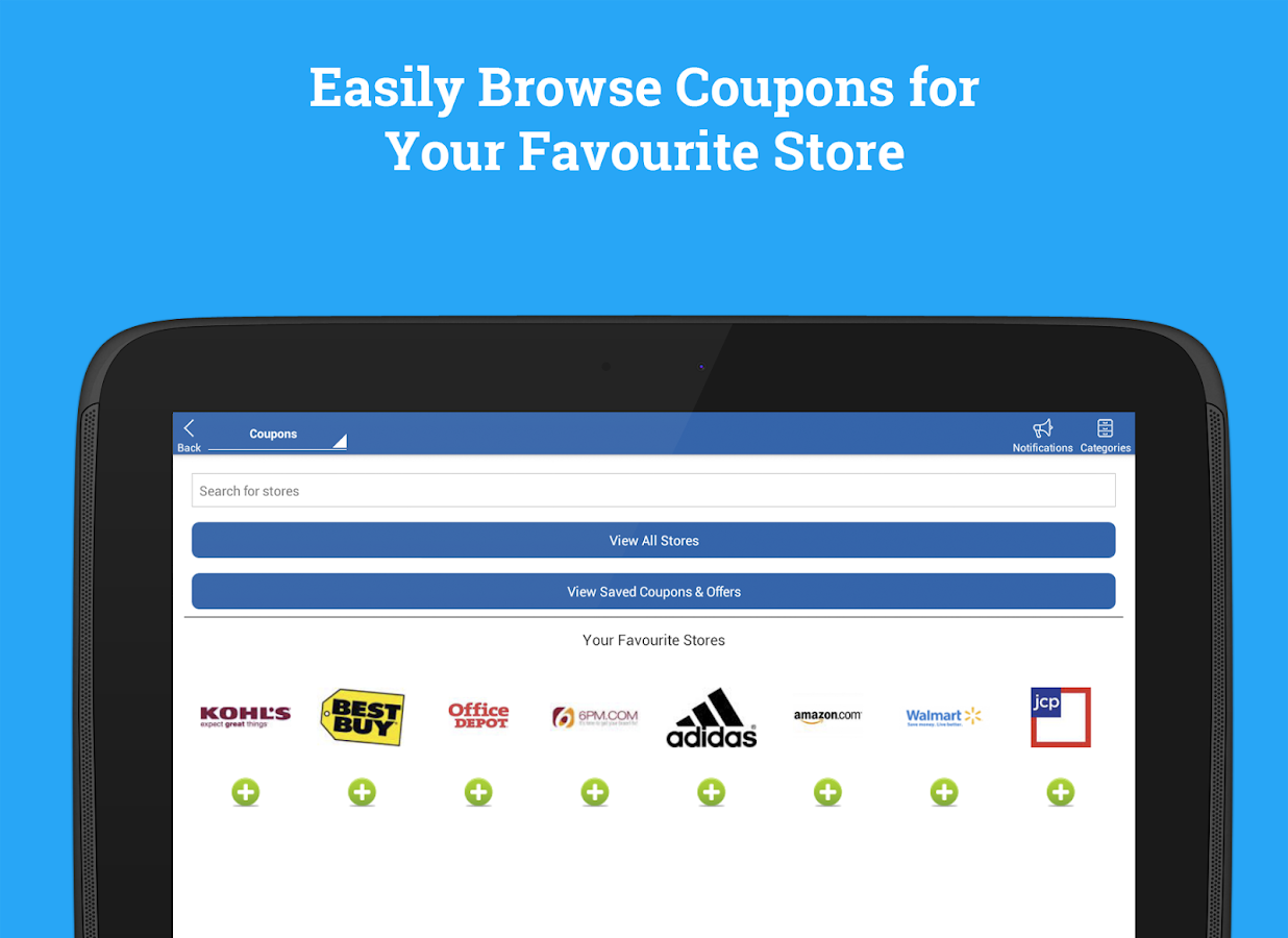Coupons & Deals - DealsCorner- screenshot