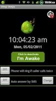 Screenshot of Sleep Sleeps