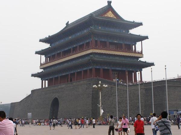 Imagini China: sud de Tien An Men Beijing