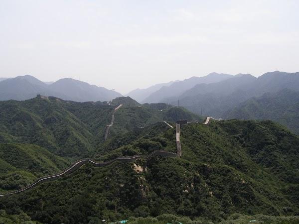Obiective turistice China: Marele Zid Chinezesc