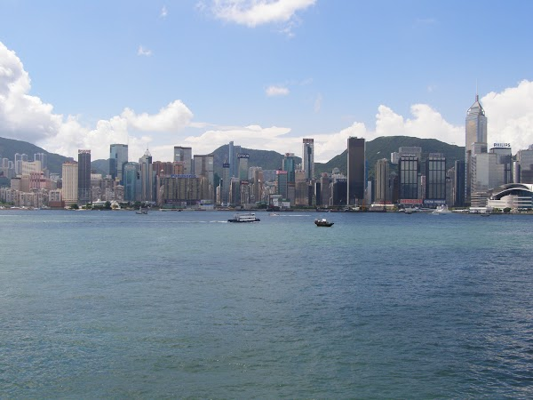 Obiective turistice Hong Kong:  HK port