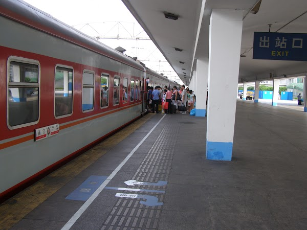 Transport Hong Kong:  HK Nanning bye bye