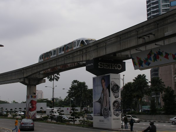 Transport Malaezia: KL metro