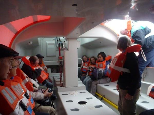 Imagini Argentina: in fine, safe. Putem pleca spre Antarctica