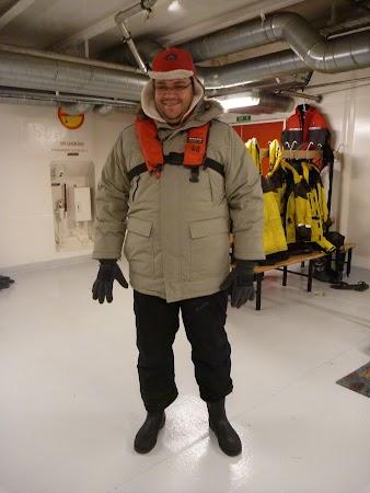 Imagini Antarctica: pentru prima debarcare pe Aitcho Island