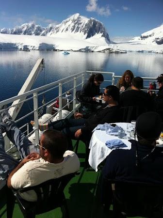 3. la soare in Antarctica.JPG