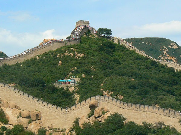Obiective turistice China: Marele Zid.JPG