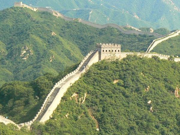 Imagini China: Marele Zid serpuind.JPG