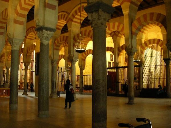 Obiective turistice Spania: Mezquita Catedral, Cordoba