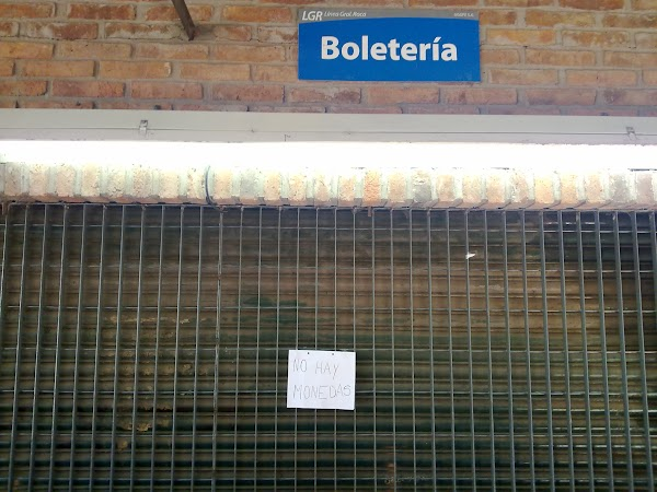 Imagini Argentina: no hay monedas, am circulat o saptamana gratuit cu trenul.jpg