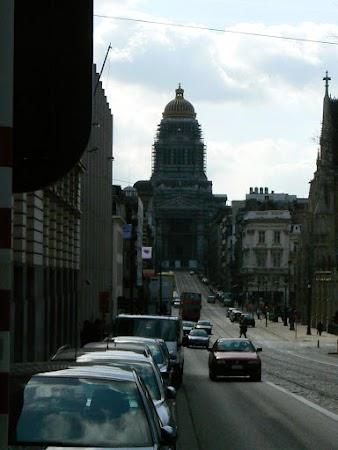 Obiective turistice Belgia: Palatul de Justitie, Bruxelles