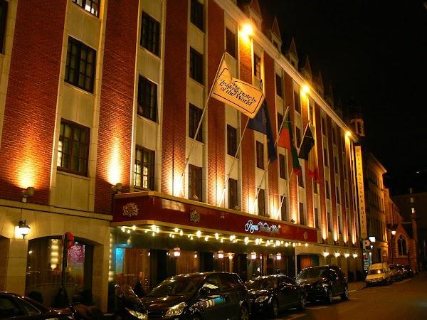 Imagini Belgia: Hotel Royal Windsor Bruxelles