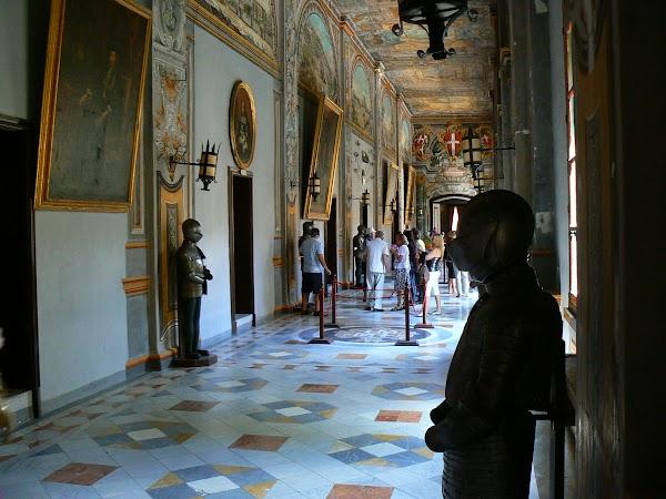 Obiective turistice Malta: palatul maestrilor de Malta, Valletta