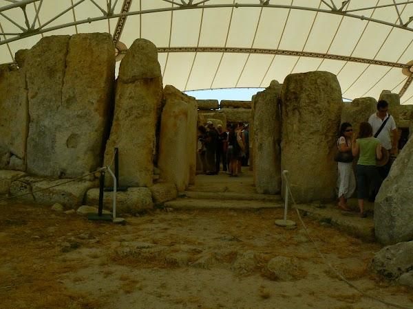 Atractii turistice Malta: Hagar Qim.JPG