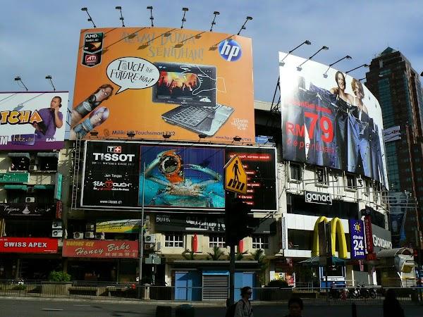 Atractii turistice Malaezia: Bukit Bintang, Kuala Lumpur