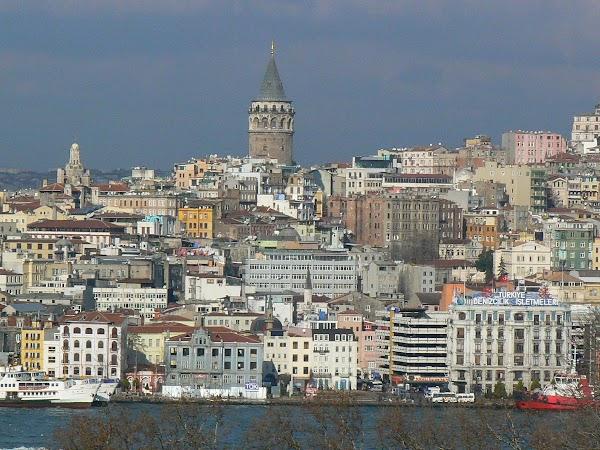 Obiective turistice: Turcia Galata Istanbul