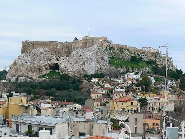 Obiective turistice Grecia: Parthenon, Atena