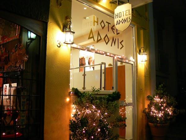 Imagini Grecia: Hotel Adonis Atena