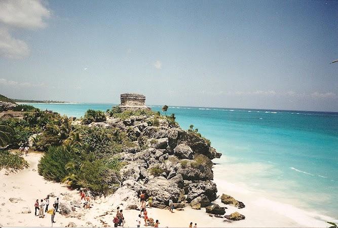 Obiective turistice Mexic: Tulum.JPG