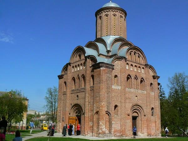Obiective turistice Ucraina: Sfanta Paraschiva Cernighiv.JPG