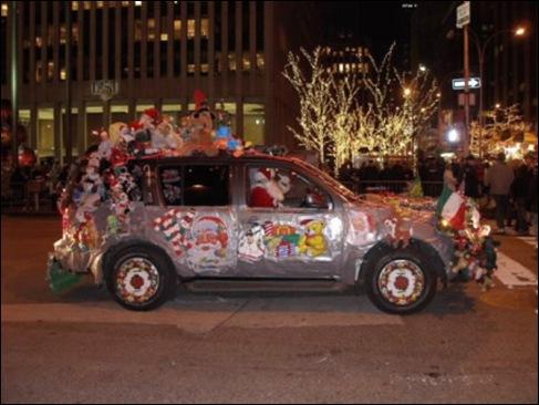 Top 15 Christmas Car Decorations ~ MegaMachine